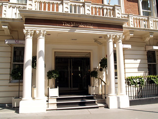 The Mandeville Hotel - Thayer Street | by snapshotlondon