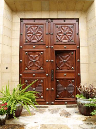 Wicket Door | by cattertonwoodworks Wicket Door | by cattertonwoodworks & Wicket Door | This client wanted a real custom piece. There u2026 | Flickr