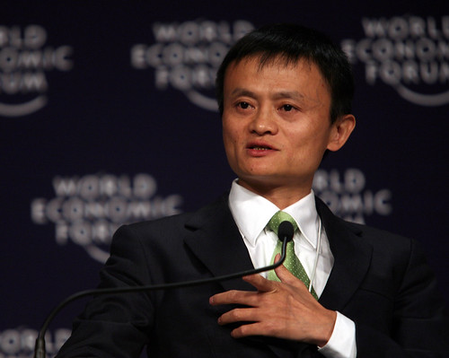 Jack Ma Yun - Annual Meeting of the New Champions Tianjin 2008 | by World Economic Forum