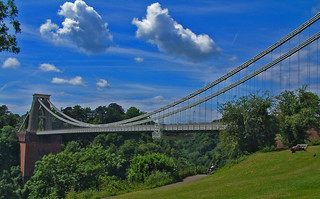 clifton suspension bridge | by silyld
