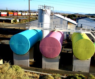 Gasoline Storage Tanks | by Rennett Stowe