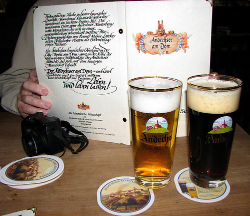 photo kloster andechs beer we had this beer on our first flickr. Black Bedroom Furniture Sets. Home Design Ideas