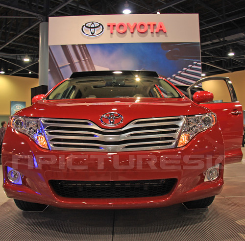 Toyota Venza 2009 The Toyota Venza Is A New Crossover Seda Flickr