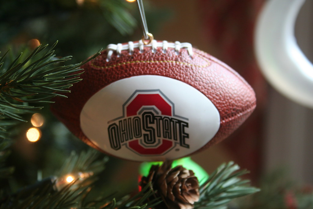 ... Ohio State Christmas Ornament   by Tobyotter - Ohio State Christmas Ornament One Of The Ornaments On My B… Flickr