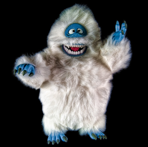 Abominable Snowman The Bumble A K A The Abominable