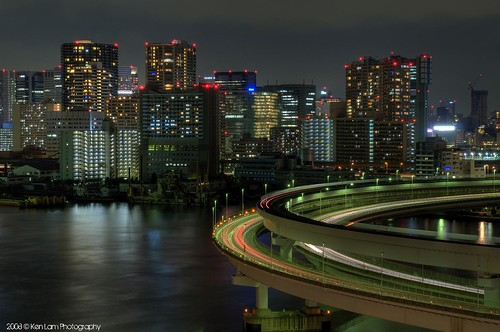 City within a City at Tokyo Bay | by Ken.Lam