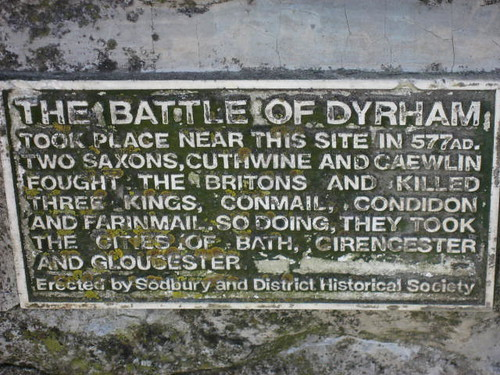 The Battle of Dyrham | by bagpusscat