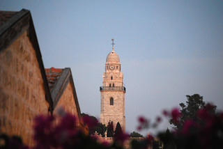 Jerusalem - Hagia Maria Sion Abbey Bell Tower | by justavessel