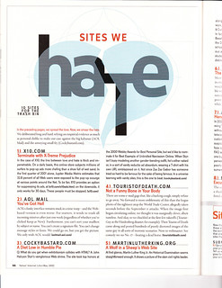 Sites-we-hate | by Halcyon