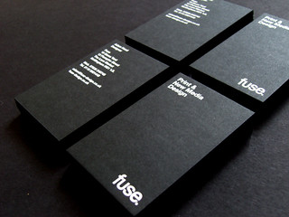 Fuse Business Cards | by Fuse Design