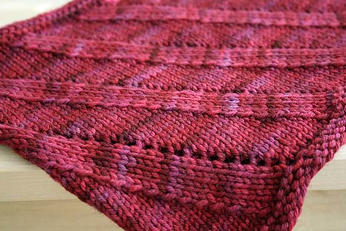 Birthday Cowl | by Knitter in the Kitchen