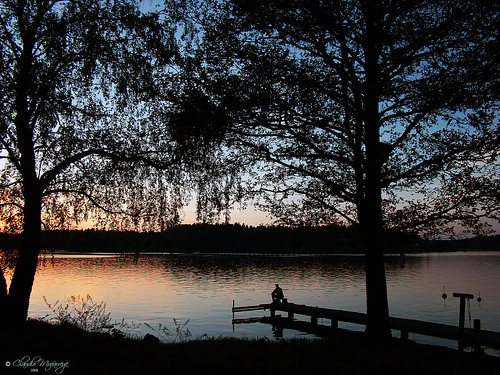 Stockholm, Sweden 061 - Lake Mälaren - Sunset without you / Atardeció sin tí | by Claudio.Ar