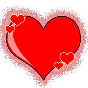 Love Heart Cartoon Red Perfect For Valentine S Day Cont Flickr