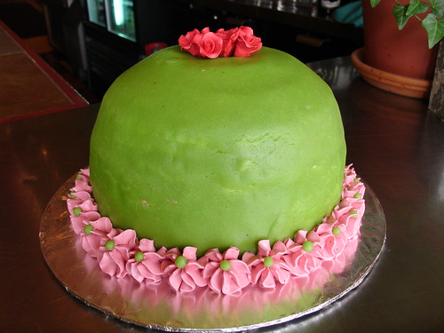 Princess Torte | Something different for a birthday. Swedish ...