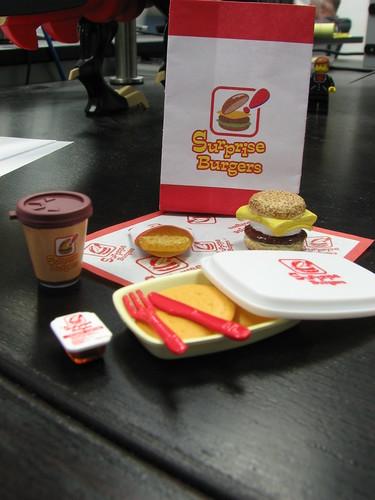 Disgusting Fast Food Pics