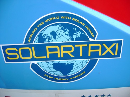 Solar-Taxi | by Ange Halle
