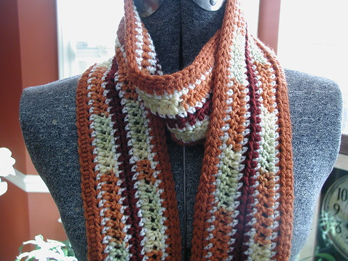 Crocheted Scarf | by Buckster's Pics