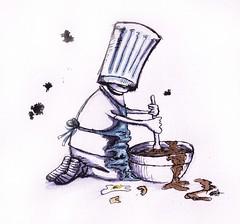 i wanna be a chef