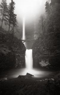 Multnomah Falls, 120 seconds | by Zeb Andrews