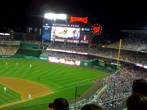 New Nats Park: panorama II | by Nikhil Bhat