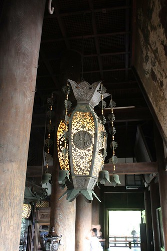 kiyomizu-dera main temple lantern | by Doctor Memory