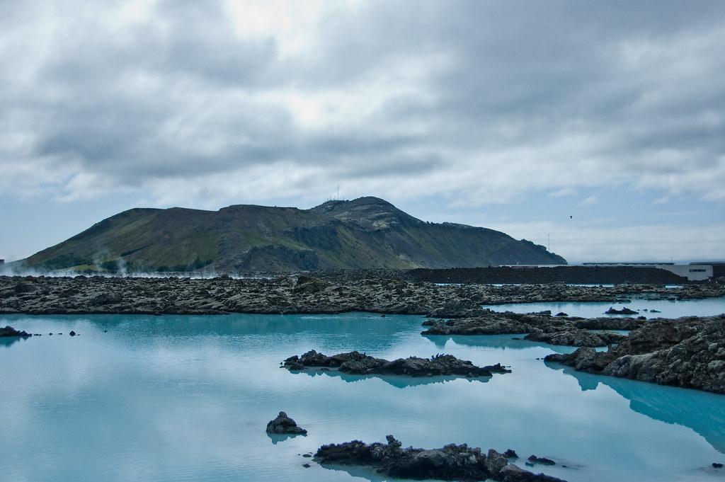 Blue Lagoon waters