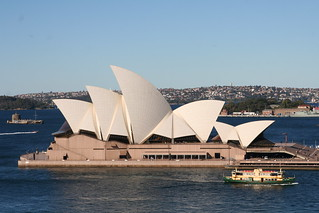 Sydney Opera House with the Manly Ferry | by TheGirlsNY