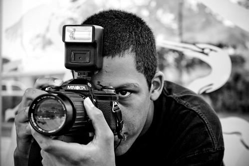 Pedro minolta film camera aries lopez flickr for Pedro camera it