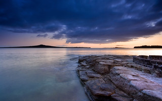 Clouds on Rangitoto | by Chris Gin