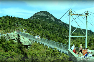 Grandfather Mountain Swinging Bridge... Boone North Carolina | by Kamoteus (A New Beginning)