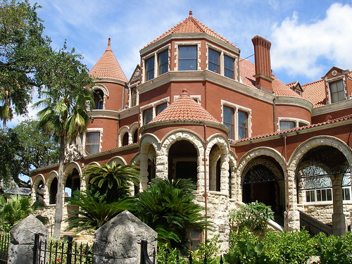 Moody Mansion, Galveston, Texas