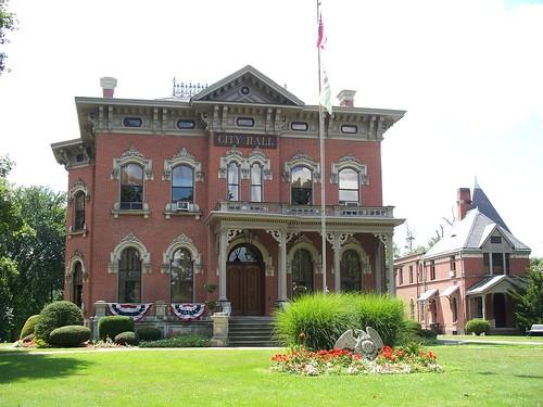 Oh Warren City Hall Old City Hall Building In Warren Oh Flickr