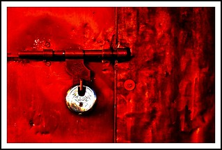 Never to lie is to have no lock on your door, you are never wholly alone - Elizabeth Bowen | by flickrohit