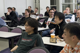 Tokyo Linux User Group 110808 | by jimgris