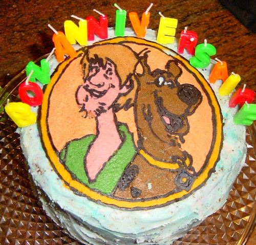 Scooby Cake Images
