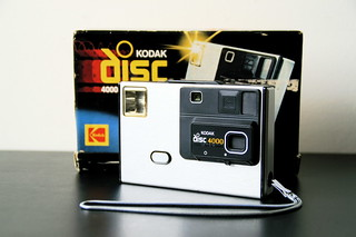 Vintage Kodak Disc Camera | by LaRosaK