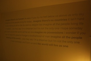 """Imagine"" Beatles Story Exhibition 