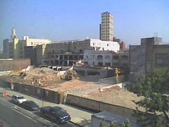 Atlantic Yards web cam:20080731s084500019 | by atlanticyardswebcam