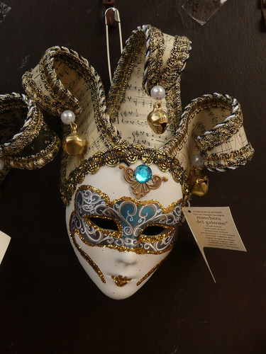 Venetian Mask Budapest Oct 2008 | Four days away in the ...