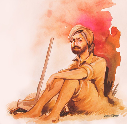 Famous Punjabi Paintings