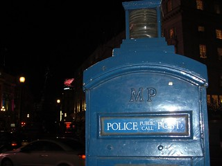 Police Public Call Box (almost) | by JuniorMonkey