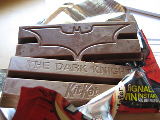 Batman KitKat bar | by n0s0ap