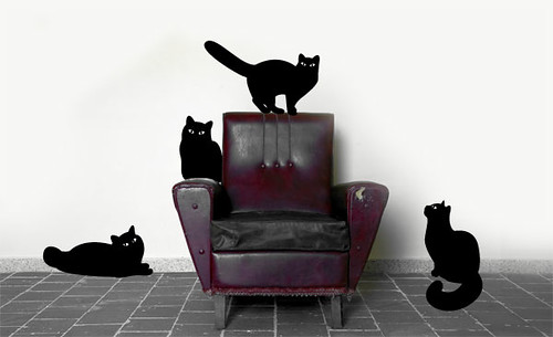 Cats Wall Vinyl Decals On Sale At Wwwartstickonlinecom Flickr - Wall vinyl stickers