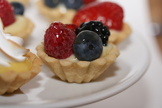 Fruit Tartlets | by Food Librarian