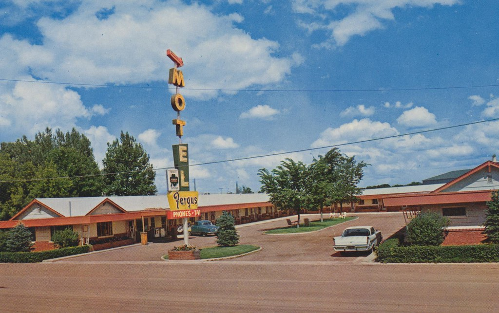 Fergus Motel - Great Falls, Montana