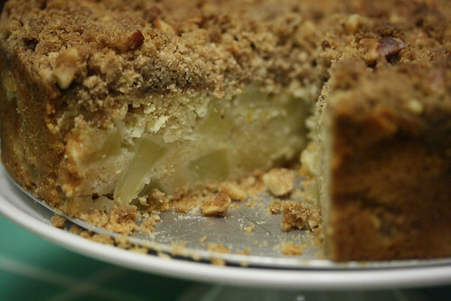 Apple Pear Buckle | by Food Librarian