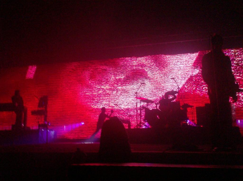 Nine Inch Nails - Closer | @ Poliedro de Caracas, Venezuela.… | Flickr