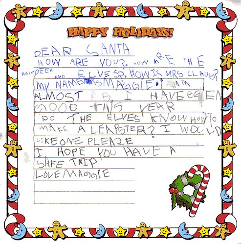 dear santa letter flickr photo dear santa the s epic letter to santa epic because 670