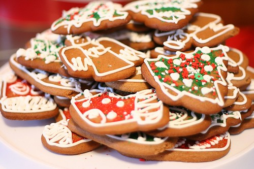 Christmas icing cookies 20083 | by Tandoori