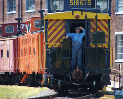 North Carolina Transportation Museum | by ncculture